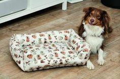 Anleitung: Selbst genähtes Hundekörbchen - Kostenlose Anleitung. ✓ Einfach nachzumachen ✓ Material online bestellen ✓