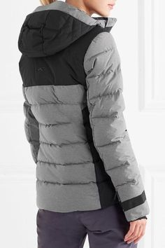 Kjus - Snowscape quilted down ski jacket 59a2a7f14