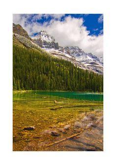 Национальный парк Йохо. Канада — Путеводитель по планете Земля