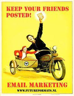 E-mail Marketing http://futureformats.nl/diensten/e-mailmarketing/