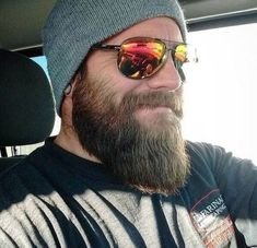 Trending beard style men in Find the best beard designs and shapes for their short and long facial hair with masculine character and charm. I Love Beards, Great Beards, Awesome Beards, Long Beards, Moustache, Beard No Mustache, Handlebar Mustache, Beard Styles For Men, Hair And Beard Styles