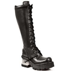 New Rock Boots Style 236 S1 Black