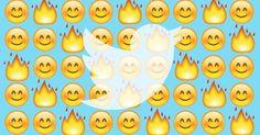 Consegue adivinhar quais foram os emojis mais populares no Twitter durante este ano?