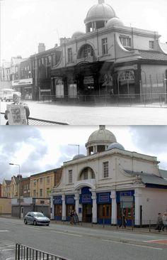 The Picturedrome, The Picture Palace Pub, Kensington, 1970 /2013,