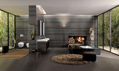 Wohntrend 2014: Bäder mit Lounge-Charakter - http://www.exklusiv-immobilien-berlin.de/wohntrends/wohntrend-2014-baeder-mit-lounge-charakter/003575/