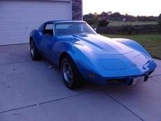 omg!!  My dream car. 1976 corvette pictures | 1976 Corvette Stingray - Corvette Forum