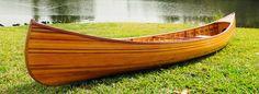 CaptJimsCargo - Cedar Strip Built Canoe Wooden Boat 12' Woodenboat USA For Sale, (http://www.captjimscargo.com/full-size-cedar-strip-canoes-kayaks/cedar-strip-built-canoe-wooden-boat-12-woodenboat-usa-for-sale/)