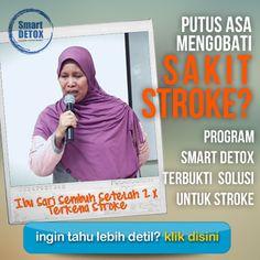 Jual Obat Stroke Smart Detox di Makassar Sulawesi Selatan