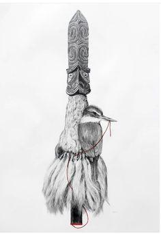 Penny Howard Artist, Maori, Artists