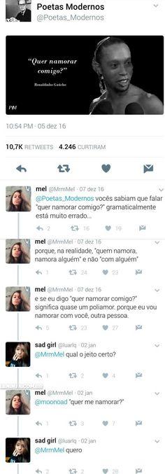 A gramática do amor  Aceito  The post A gramática do amor appeared first on Le Ninja.