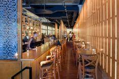 "train station style restaurant interior - ""Google"" paieška"