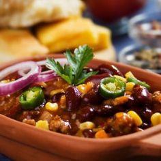 Voici une s lection de recettes de plats traditionnels et gastronomiques servis dans les - Marmiton chili con carne ...
