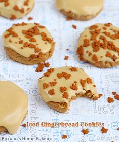 Iced-gingerbread-cookies