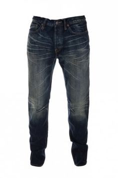 #Denim Is Everything 14 Ease Worn #Jeans Blue. #DIE #Clothing #Menswear #Intro