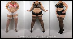 Kix'ies Thigh Highs reviewed http://www.curvywordy.com/2015/04/kixies-thigh-highs-hold-ups-brooke.html
