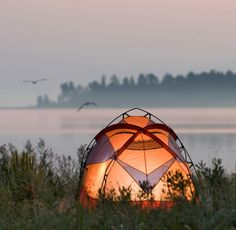 The pandemic has tested our appetite for spending hours by ourselves. But a long-ago beach memory drifts back as a reminder: There will always be a peace that comes in solitude. Kayak Camping, Camping Places, Outdoor Camping, Camping Ideas, Camping Chair, Camping Spots, Camping Checklist, Camping Outdoors, Michigan Travel