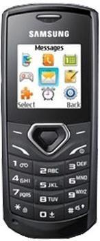 Samsung E1175 - A Reliable CellPhone