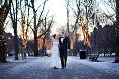 An Elegant Winter Wedding at the Mandarin Oriental in Boston, Massachusetts Elegant Winter Wedding, Mandarin Oriental, Wedding Photo Inspiration, In Boston, Real Weddings, Wedding Photos, Street View, Boston Massachusetts, Photography