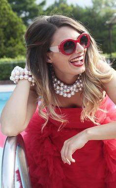 The Hottest Sunglasses Trends For 2014 | For Women , #Chanel sunglasses