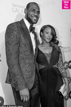 c0eb533eb76 LeBron James  How Wife Savannah Is Carrying Him Through Most Difficult Time  Of Career
