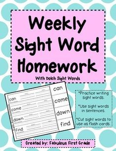 Practice writing sight words, use sight words in sentences, and cut out sight words to use as flash cards. Teaching Sight Words, Dolch Sight Words, Sight Word Games, Reading Tutoring, Reading Intervention, Kindergarten Reading, How To Write Calligraphy, Calligraphy Writing, Dolch List