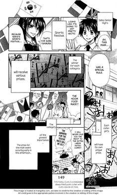Kaichou Wa Maid-sama! 9 Page 8
