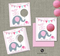 printed baby shower gift tags for eos lip balm gifts thank you tags mommy