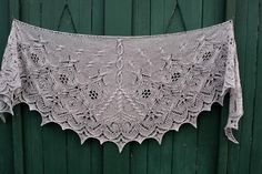 The Lace Eater Knitting pattern by Mary-Anne Mace