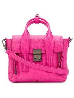 mini 'Pashli' satchel £563 #Farfetch #relevant #3.1-Phillip-Lim