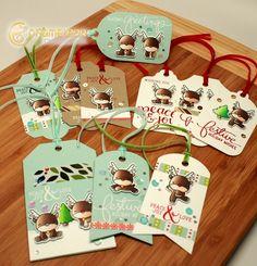 Mama Elephant | Reindeer Games | Christmas | Chameleon Pens