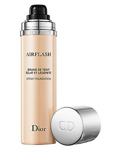 Dior DiorSkin Airflash/2.3 oz.   A quick spray and you're on your way.