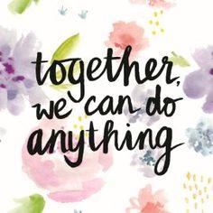 Together we can do anything! #Hallmark #HallmarkNL #liefde #verliefd #love #samen