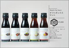 BEAUTY SOY SOURCE フルーツ醤油|オレ流 キングダム・ブランディング