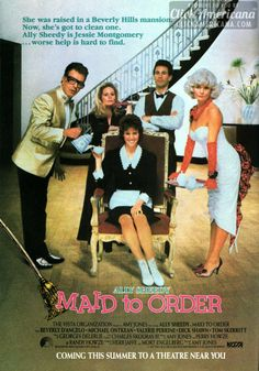 Maid to Order movie (1987)