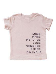 Week T-Shirt by Atsuyo et Akiko at Gilt