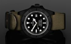 Rolex Projext X Stealth Watches