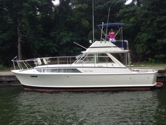 "38"" Chris Craft Commander for Sale"