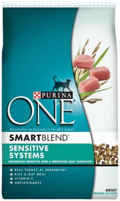 Purina Sensitive Systems Cat Food Canned