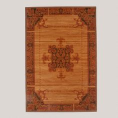 One of my favorite discoveries at WorldMarket.com: Bamboo Shanghai Print