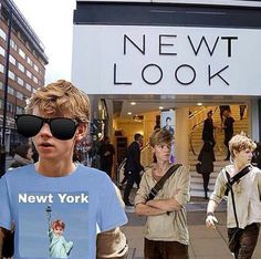So many Newt puns in this Fandom XD