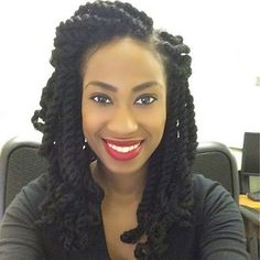 Loving her twists