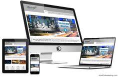 Startup Responsive Website Design