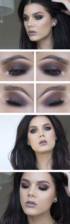 Cool Makeup Look, done by Motives Consultant Palette. Click to shop Motives Consultant Palette & other cosmetics Products. #Makeup #Cashback #Products