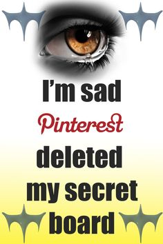 Why give the option of a secret board if you're just going to delete it anyway? ITS SECRET! All pins are between consenting adults. Find Your Friends, Secret Boards, Naughty Quotes, Beach Art, Art Forms, Picture Quotes, Just Go, Decir No, Sad