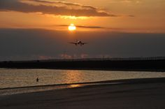3. Kelan Beach Sunset via Flickr by Bandem Suandi