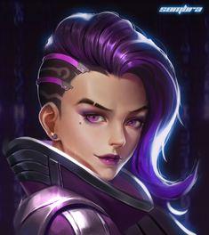 Sombra, Overwatch