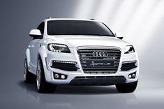 Hofele Audi Q7 Strator GT 780 Shows Sportive Elegance  ADYOOOOONG!!! Adyang's white older brother