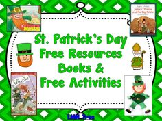 LMN Tree: St. Patrick's Day: Free Resources, Books, and Activities