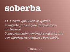 soberba Portuguese Words, Portuguese Lessons, Improve Vocabulary, Writer Tips, Study Notes, Home Schooling, New Words, Meant To Be, Language