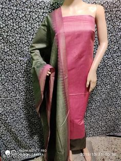 Checkout this latest Suits Product Name: *New Trendy Women's Suits & Dress Materials* Top Fabric: Khadi Cotton + Top Length: 2.5 Meters Bottom Fabric: Khadi Cotton + Bottom Length: 2.5 Meters Dupatta Fabric: Khadi Cotton + Dupatta Length: 2.25 Meters Lining Fabric: No Lining Type: Un Stitched Pattern: Solid Multipack: Single Easy Returns Available In Case Of Any Issue   Catalog Rating: ★4.2 (578)  Catalog Name: Solid Solid Khadi Cotton Suits & Dress Materials (Single Pack) CatalogID_865554 C74-SC1002 Code: 755-5755383-5451